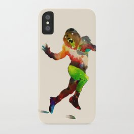 Trophy Pose iPhone Case