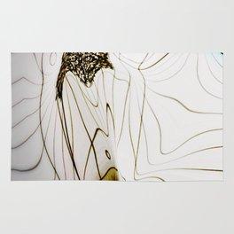 Glacial Foliation Rug