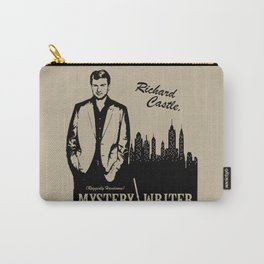 Richard Castle, Mystery Writer Carry-All Pouch