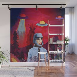 Another earth Wall Mural