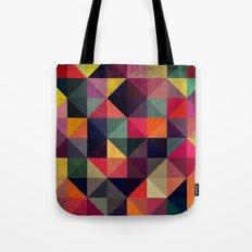 Colors Pattern Tote Bag