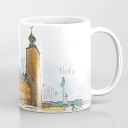 Stockholm Town Hall Coffee Mug