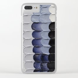 scallops Clear iPhone Case