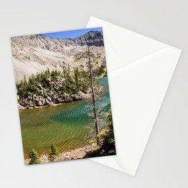 Lake Agnes Colorado Stationery Cards