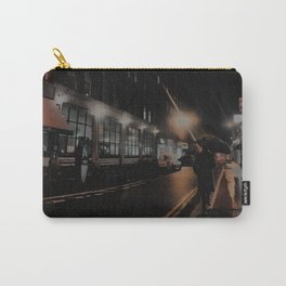 The Moment Passing By, Dublin, Ireland Carry-All Pouch