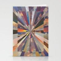 vertigo Stationery Cards featuring Vertigo by Whitney Bolin