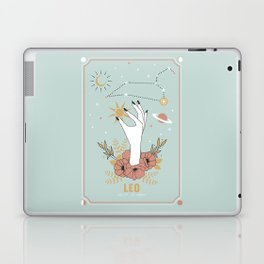 Leo Zodiac Series Laptop & iPad Skin