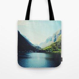Mountains XII Tote Bag