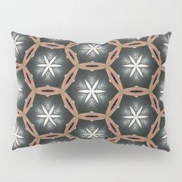 Ringed Stars Pillow Sham