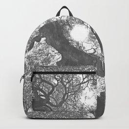 Negative Tree Backpack