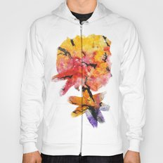 Abstraction on a tree Hoody