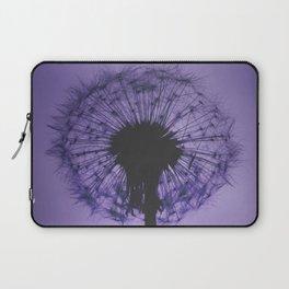 DANDELION PURPLE Laptop Sleeve