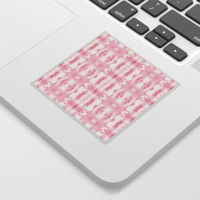 Tie Dye Roses Sticker