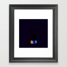The Happy Easter Framed Art Print