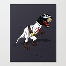 T-Rex (The X Roarcer) Canvas Print