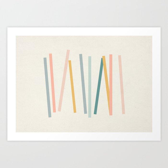 Sticks Kunstdrucke