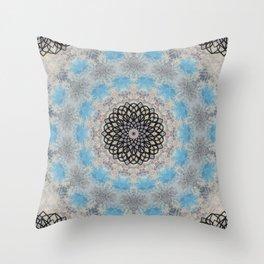 SNOWFLAKES - II Throw Pillow
