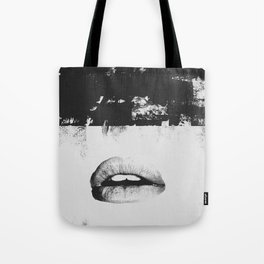 Dirty Kiss Tote Bag
