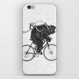 One Bear iPhone Skin