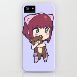Cute Annie design iPhone Case