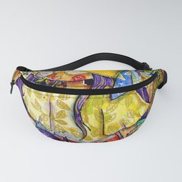 Summer witch Fanny Pack