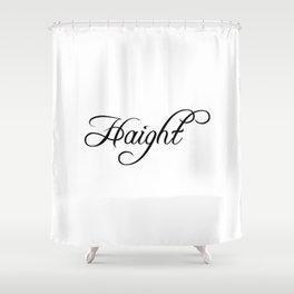 Haight Shower Curtain