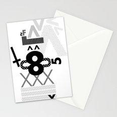 FUTURA Stationery Cards
