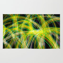 Lightpainted Colors Rug
