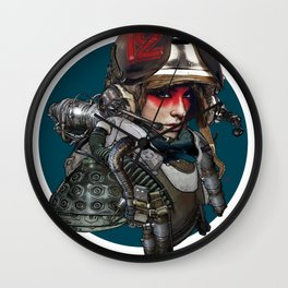 Junker's Delight Wall Clock