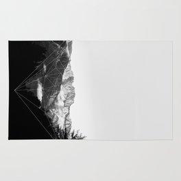 Crystal Mountain Rug