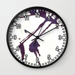cold water-down Wall Clock