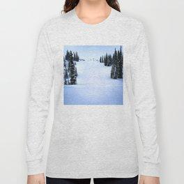 Fresh morning powder Long Sleeve T-shirt