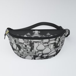 The Chess Crowd Fanny Pack
