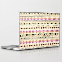 indie Laptop & iPad Skins featuring INDIE SUMMER by Nika