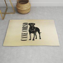 Cane Corso - Italian Mastiff Rug