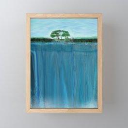 Elevation 2 Framed Mini Art Print