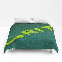 Grit! Comforters