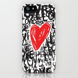 The Love Concept iPhone Case