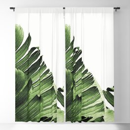 Banana leaf Blackout Curtain