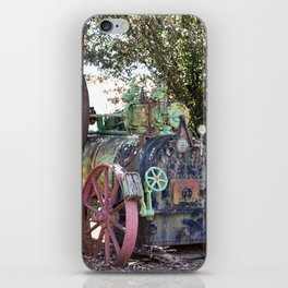 Davey, Payman & Co - Colchester England iPhone Skin