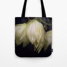 White Beauty  Tote Bag