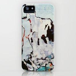 PALIMPSEST, No. 12 iPhone Case