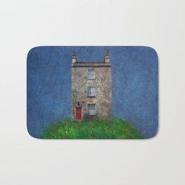 House on a hill Bath Mat