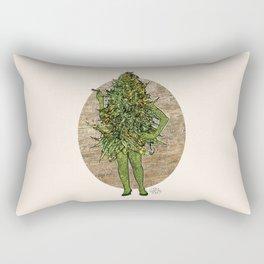 Mama Nugs Rectangular Pillow