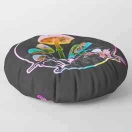 Garden of Shrooms 2020 Floor Pillow