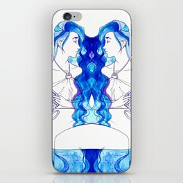 Water Bearer iPhone Skin