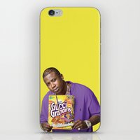 gucci iPhone & iPod Skins featuring Gucci Grahams | Rappers and Cereal by Rappers and Cereal