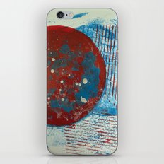 Outer Space Gelli iPhone & iPod Skin