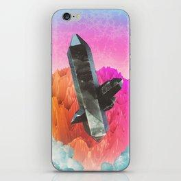 Dark beauty iPhone Skin