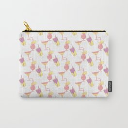 Summer beverage pattern Carry-All Pouch